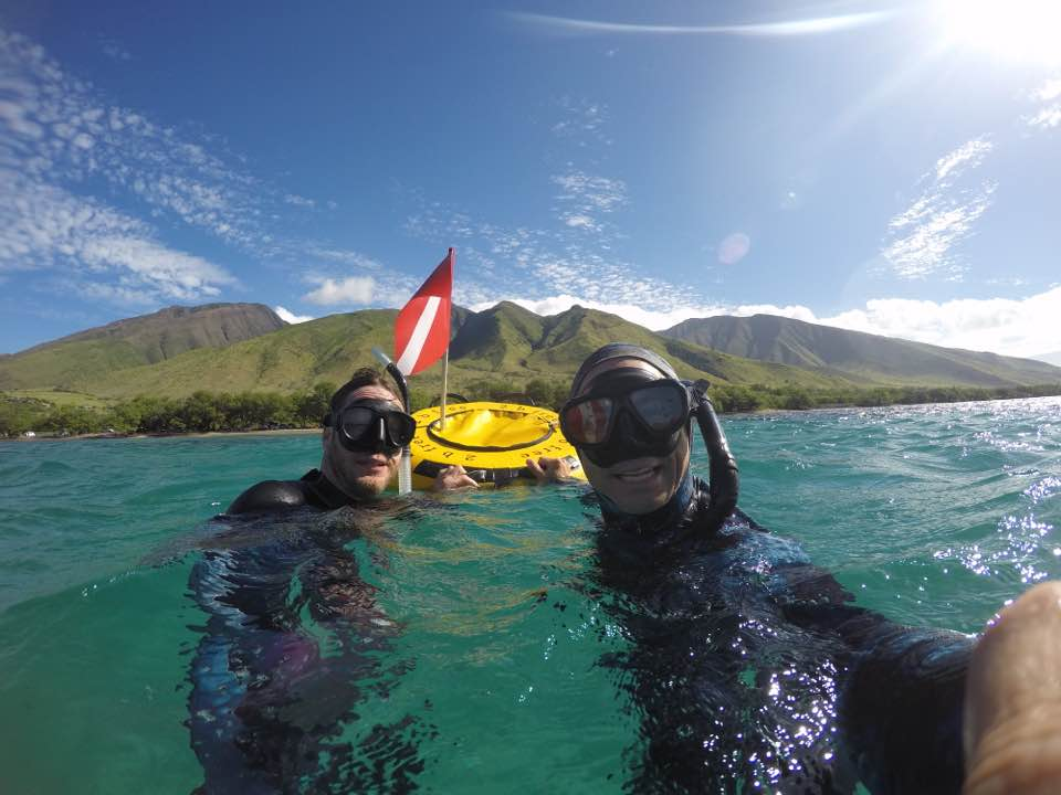 Freediver Safety